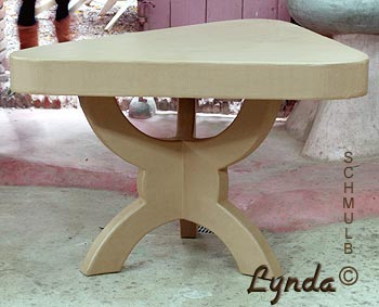 table trepied