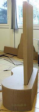 intervention meubles en carton au lyc es. Black Bedroom Furniture Sets. Home Design Ideas