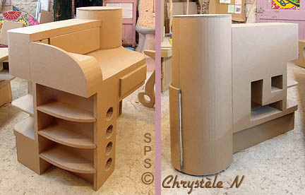 avis sur la formation apprendre travailler le carton. Black Bedroom Furniture Sets. Home Design Ideas