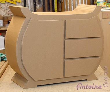 Avis sur apprentissage fabrication de meubles et fauteuils - Fabrication de meubles en carton ...