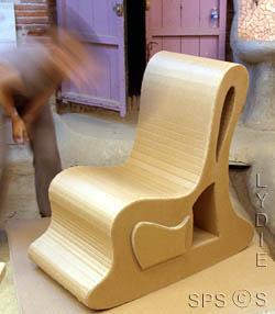 exp rience de loisirs cr ation en carton avec une bonne m thode. Black Bedroom Furniture Sets. Home Design Ideas