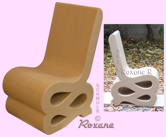 la formation basique en meuble carton de roxane et laurent. Black Bedroom Furniture Sets. Home Design Ideas