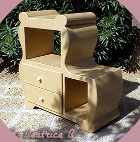 Du carton pour le meuble de cuisine - Meuble pour encastrer un four ...