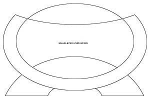 fabriquer une commode en carton l 39 aide d 39 un plan gabarit. Black Bedroom Furniture Sets. Home Design Ideas