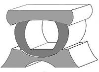 Fabriquer un meuble en carton plans gabarits pour la r alisation - Gabarit meuble en carton gratuit ...