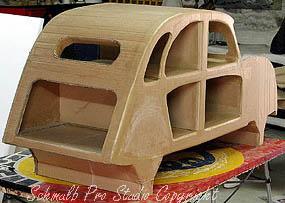 La m thode 1 de schmulb premi re technique - Fabriquer une voiture en carton ...
